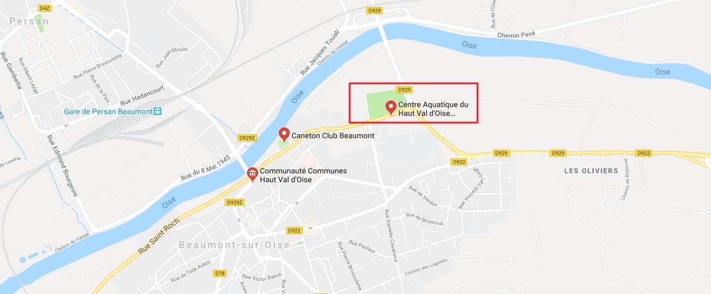 Centre Aquatique du Haut Val d'Oise
