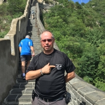 Christophe Muraille de Chine FACE